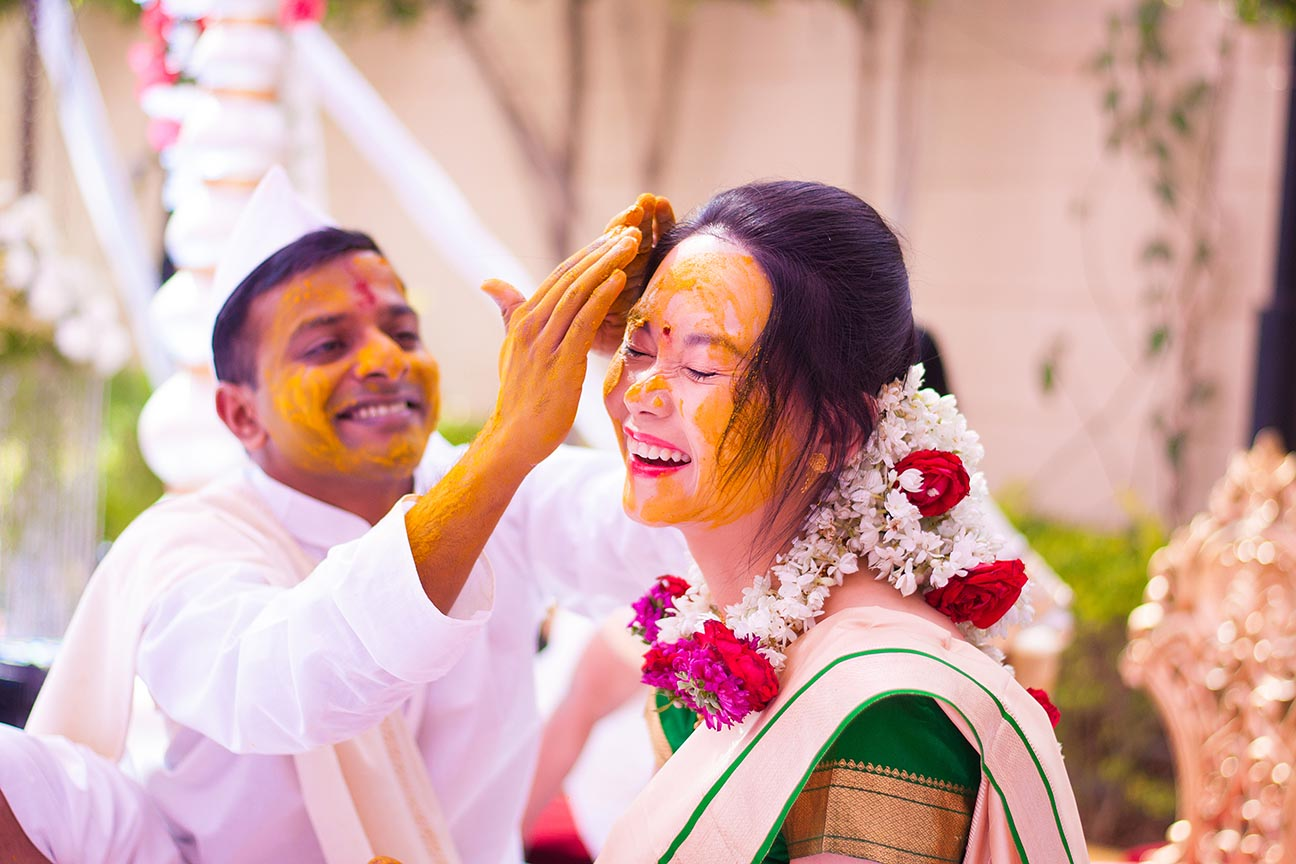 Fairytale Love Story Of Our Chinese Bride Emma Indian Groom Siddharth